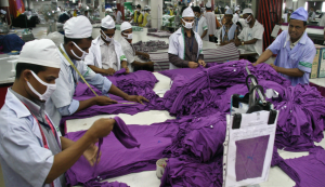 Endangering Life of Workers from Dangerous Chemicals Used in Garment Factory: Case Study